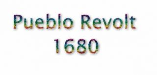 Pueblo Revolt by Graphic Design Students (Pierce)