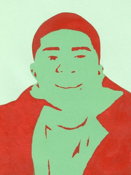 Rylan Garcia (green)