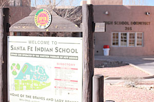 About Santa Fe Indian School