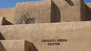 Santa Fe Indian School Library Media Center
