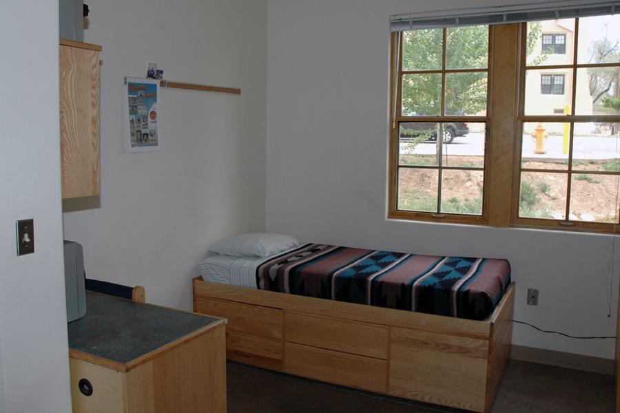 Dorm Life Santa Fe Indian School
